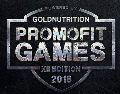 PromoFit Games 2018 GoldNutrition