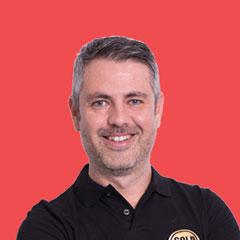 Carlos Peneda Director de Marketing GoldNutrition