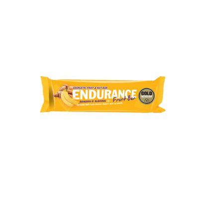 Endurance Fruit Bar with Banana and Almond Flavor