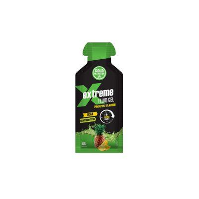 Extreme Fluid Energy Gel with BCAA - Pineapple Flavor