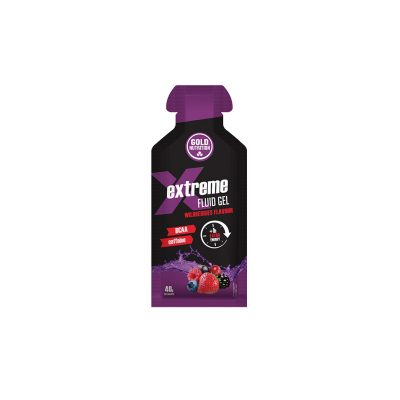Extreme Fluid Gel with BCAA and Caffeine - Wild Berries Flavor