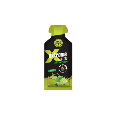 Extreme Fluid Gel With BCAA - Lime Flavor