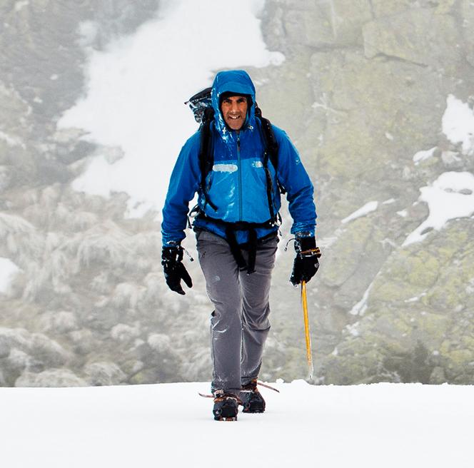 João Garcia - Alpinismo