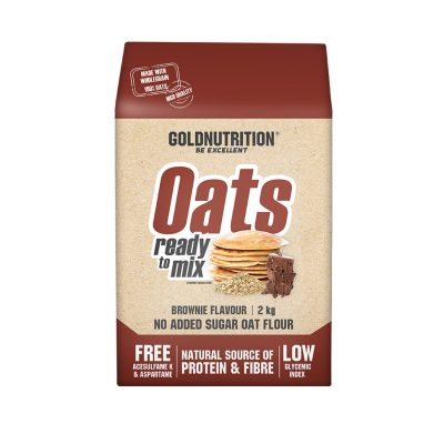 Oats Ready to Mix Brownie
