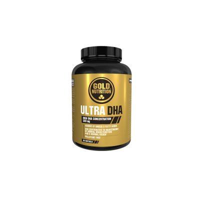 Ultra DHA Fish Oil 60 Capsules