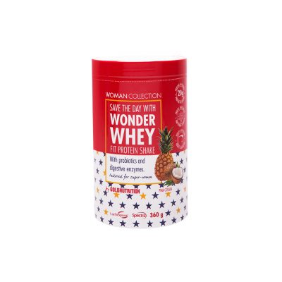 Wonder Whey Pina Colada Flavor - Woman Collection