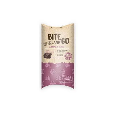 Bite and Go Snack Vegan