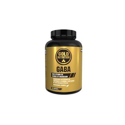 Suplemento Alimentar GABA 60 Cápsulas   Suplemento Alimentar - 60 capsule
