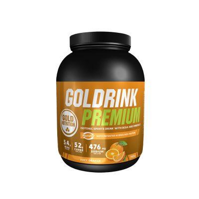 Goldrink Premium Orange BCAA