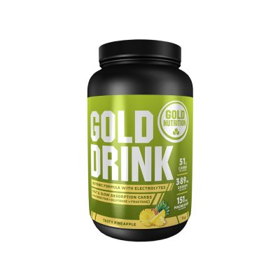 Gold Drink Pineapple Flavor