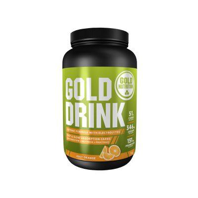 Gold Drink Orange