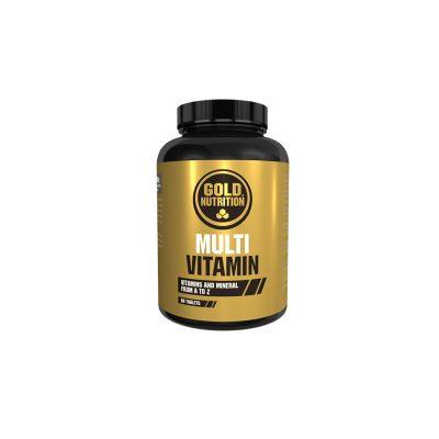 Suplemento Alimentar Multivitamínico Multivitamin 60 Comprimidos   Supliment alimentar Multivitamine - 60 comprimate