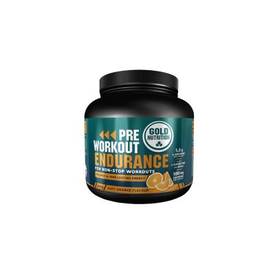 Pre Workout Endurance Orange