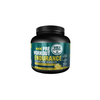 Pre Workout Endurance Lemon