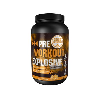 Pre Workout Explosive Orange