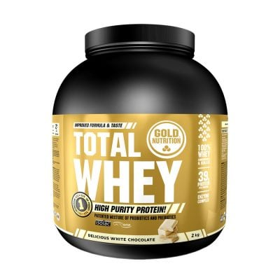 Total Whey 2kg White Chocolate Flavor
