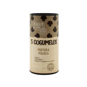 5 Cogumelos Bio Super Alimento