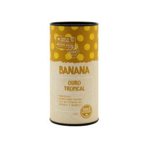 Banana em pó bio Super Alimento