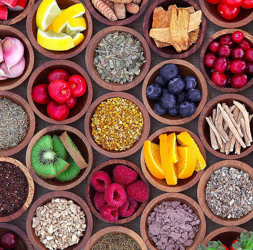 Alimentos que ajudam no Reforço do Sistema Imunitário