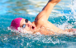 Endurance Swimming