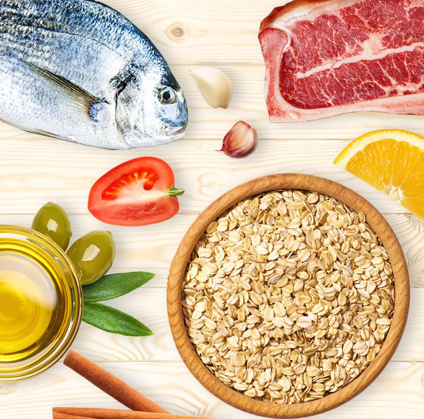 4 Combinações de Alimentos Poderosas