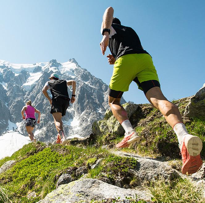 Nutrição Desportiva: 4 Dicas para Trail Running