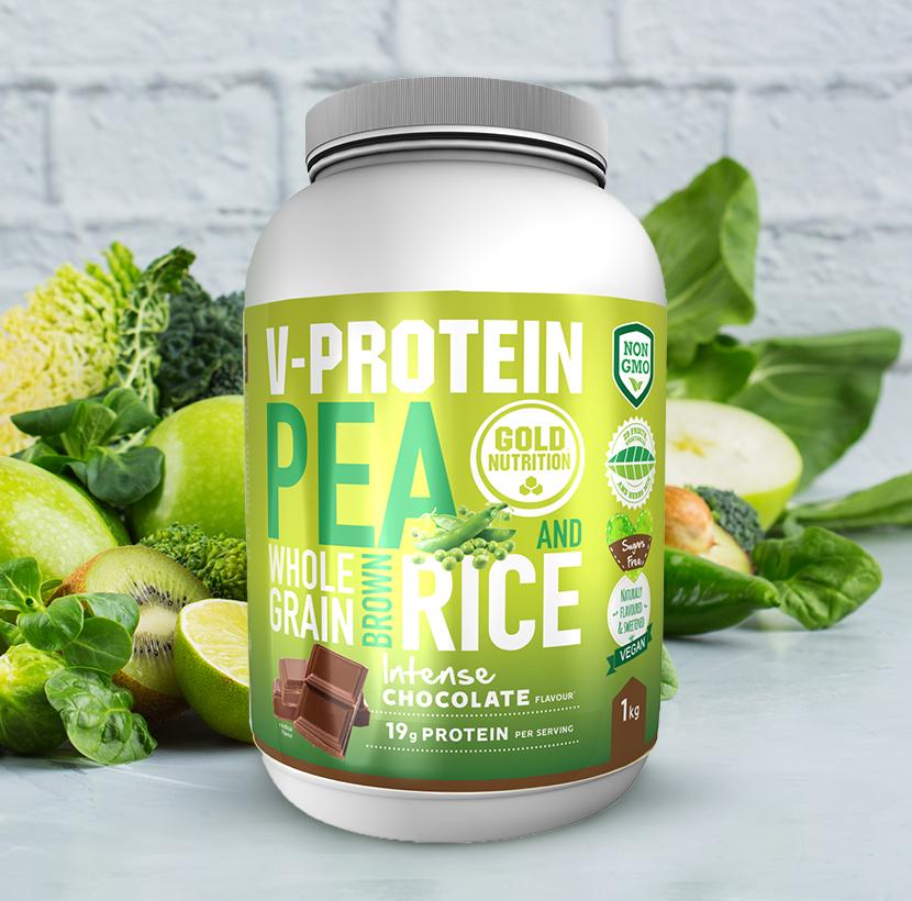 V Protein Pea Protein 1kg