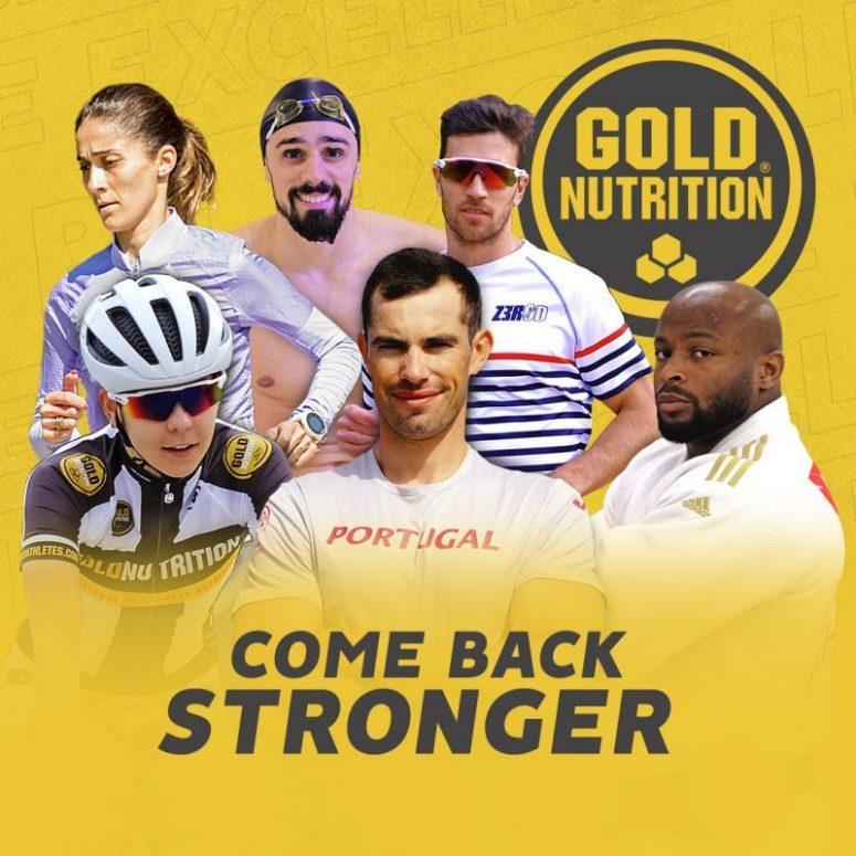 Jogos Olímpicos: Orgulho nestes atletas | GoldAthletes | Artigos | GoldNutrition