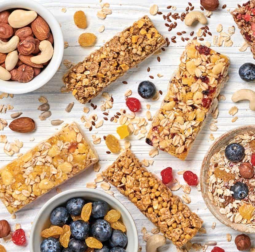 Snacks Saudáveis & Saborosos | Artigos | GoldNutrition